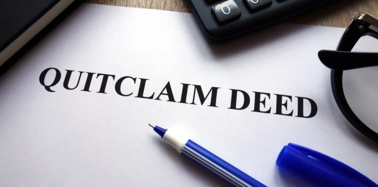 What Kinds of Property Deeds Are There?